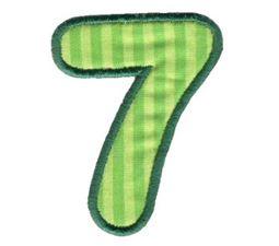 Applique Alphabet 34