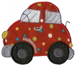 Applique Boys Toys 1