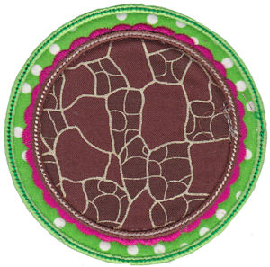 Applique Circle Frames 2