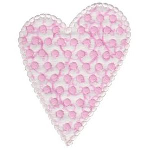 Embroidery Design Set - Applique Hearts 7