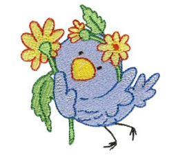 Baby Bluebird 10