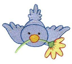 Baby Bluebird 3