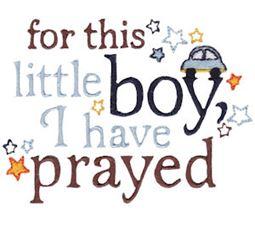 Baby Boy Sentiments 3