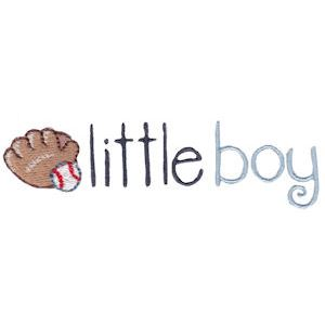 Embroidery Design Set - Baby Boy Sentiments 8