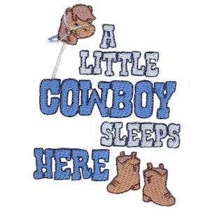 Embroidery Design Set - Baby Boys Sentiments Too 12