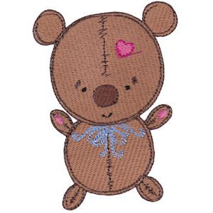 Embroidery Design Set - Baby Dolls 3