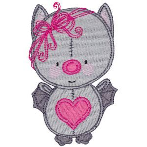 Embroidery Design Set - Baby Dolls 4