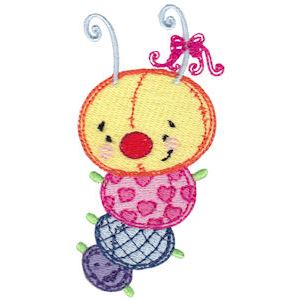 Embroidery Design Set - Baby Dolls 6