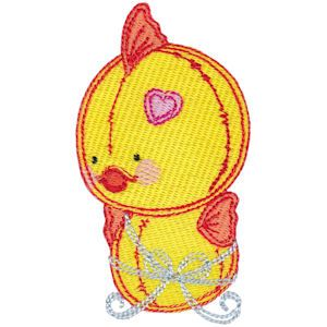 Embroidery Design Set - Baby Dolls 7