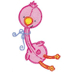 Embroidery Design Set - Baby Dolls 8