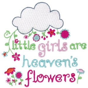 Baby Girl Sentiments 5