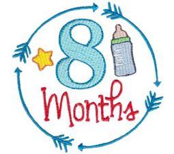 Baby Milestones 8