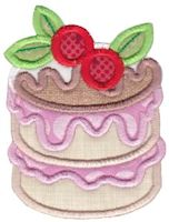 Baking Applique