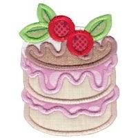 Baking Applique
