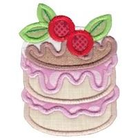 Embroidery Design Set - Baking Applique