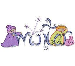 Bubba Boo In Winter 15