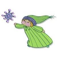 Bubba Boo In Winter