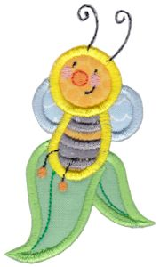 Busy Bees Applique 10