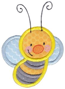 Busy Bees Applique 12