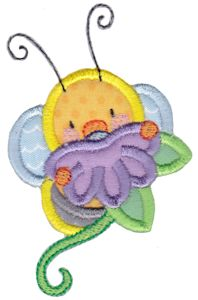 Busy Bees Applique 14