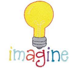Imagine Light Bulb