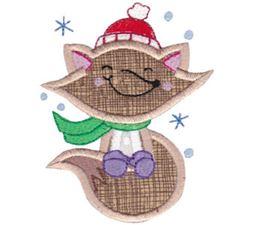 Christmas Critters Applique 14