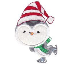 Christmas Critters Applique 4