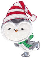 Christmas Critters Applique