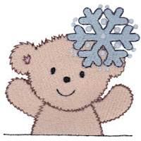 Christmas Cuddle Bear