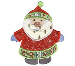 Christmas Inspirations Applique 8