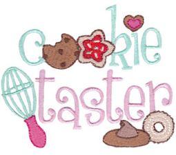 Cookie Taster