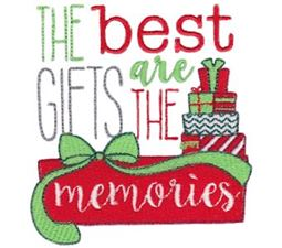 The Best Gifts Are The Memories