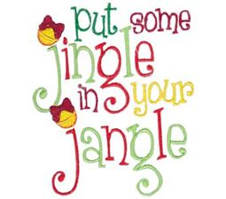 Put Some Jingle In Your Jangle