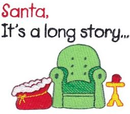 Christmas Sentiments Six 6