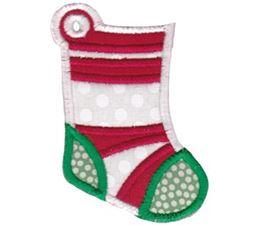 Christmas Tags Applique 10