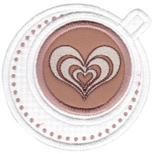 Embroidery Design Set - Coffee Break 2