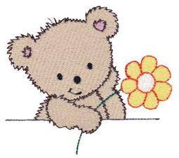 Cuddle Bear 1