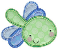 Cuddle Bug Applique