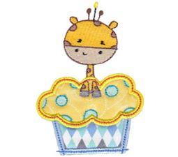 Cupcake Critters Applique 14