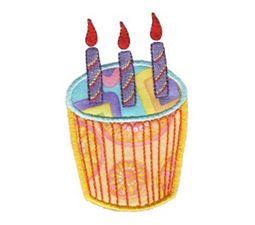 Cupcakes Applique Too 9