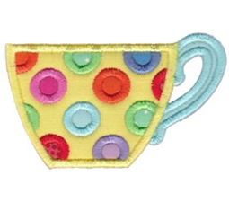 Cup Collection Applique 9