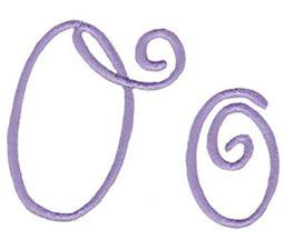 Curly Shirley Alpha O