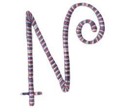 Curlz Alphabet N