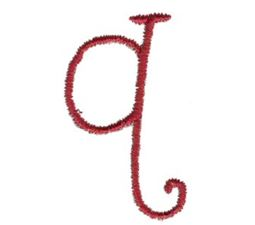Cute Alphabet 43