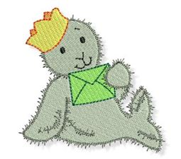 Cute Christmas Critters 1