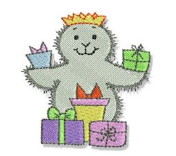 Cute Christmas Critters Too 5