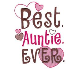 Best Auntie Ever