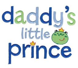 Daddys Little Prince