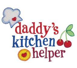 Daddys Kitchen Helper