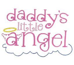 Daddys Little Angel